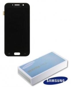 Dotyková deska Samsung A520 Galaxy A5 (2017) + LCD black Service Pack - originál