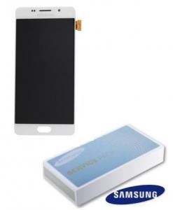 Dotyková deska Samsung A510 Galaxy A5 (2016) + LCD white Service Pack - originál