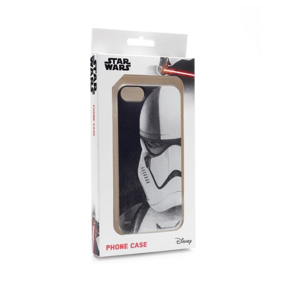 Pouzdro iPhone XS MAX (6,5) Star Wars Stormtrooper vzor 001
