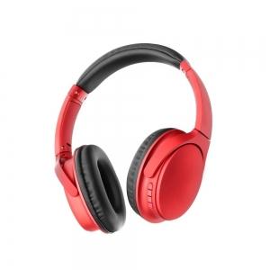 Bluetooth headset MS-K10 barva červená