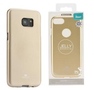 Pouzdro MERCURY Jelly Case Xiaomi Mi A2 Lite, Redmi 6 PRO zlatá