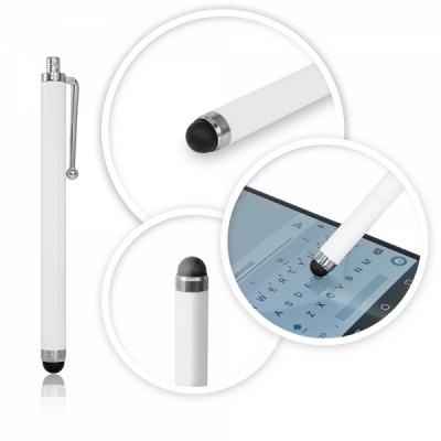 Dotykové pero (stylus) kapacitní PERO barva bílá