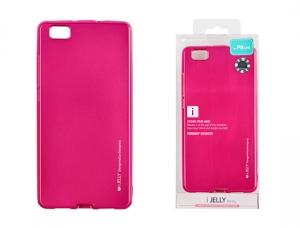 Pouzdro MERCURY i-Jelly Case METAL Huawei P30 PRO růžová
