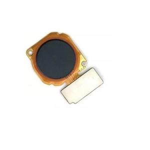Huawei MATE 20 LITE flex pásek otisk prstu button černá