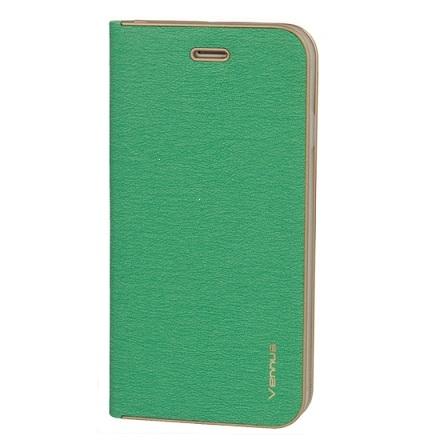 Pouzdro VENNUS Book Huawei P Smart (2019) barva mint