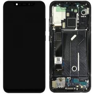 Dotyková deska Xiaomi Mi 8 + LCD s rámečkem černá