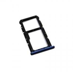 Držák (šuplík) SIM Huawei MATE 10 LITE modrá