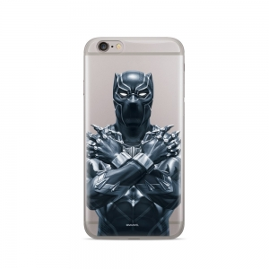 Pouzdro Huawei P SMART 2019 MARVEL Black Panther vzor 012