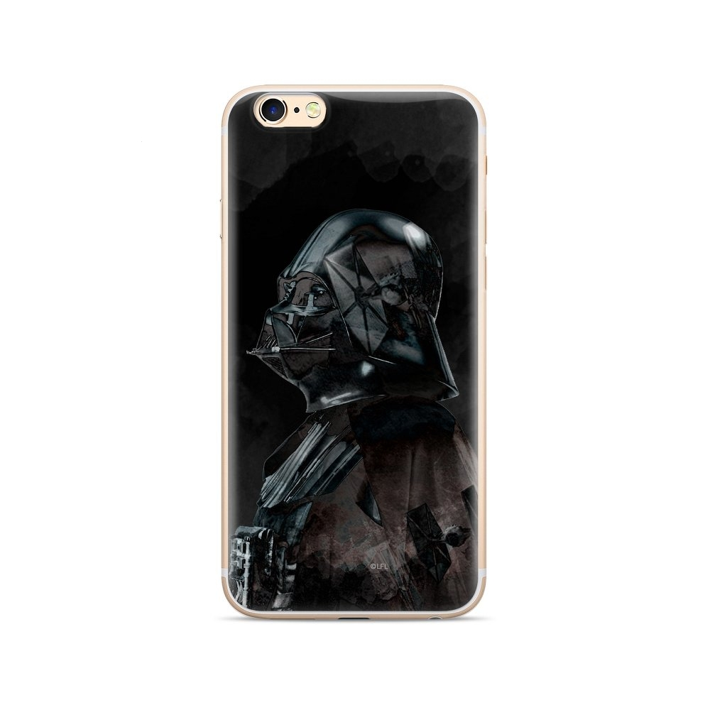 Pouzdro iPhone XR (6,1) Star Wars Darth Vader vzor 003