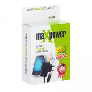 Cestovní nabíječ MaxPower Samsung D800, D900, E250
