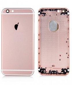 Kryt baterie + střední iPhone 6S 4,7 originál barva rose gold